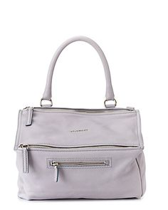 """Some of you have to get in on this: Givenchy """"Pandora"""" Medium Leather Messenger"""