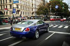 Rolls Royce Wraith Vienna Wenen 2014 17