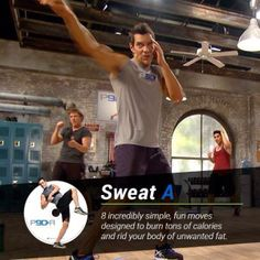 """P90 is a cutting edge re-imagination of the classic fitness program Power 90 at home bootcamp by Tony Horton, the creator of P90X, P90X2, P90X3 and 10 Minute Trainer!  It is the """"on switch to fitness"""" and is for someone of any fitness level!  You can modify and go at your own pace.  The moves are explained simply to help you get on board!  Three phases, A, B, and C, that each last four weeks and build upon each other!  Questions?  Message me or visit www.beachbodycoach.com/coachsteven1018"""