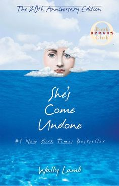 Shes Come Undone ($2.99), by Wally Lamb [Atria/Simon and Schuster], an Oprahs Book Club selection.