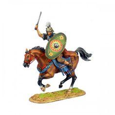ROM120 - Roman Cavalry Decurion