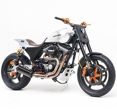 Welcome to Cafe Racer Design! We focus solely on showcasing the design of Cafe Racer Motorcycles. Cafe Racer is a term used for a type of motorcycle and the cyclists who ride them! Street Tracker, Harley Davidson Dyna, Harley Davidson Motorcycles, Harley Dyna, Gp Moto, Moto Cafe, Bobber Custom, Custom Bikes, Custom Choppers