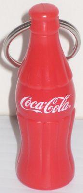 Coca-Cola Coke Metal Key Chain or Hanging Bottle Opener Stainless Steel Heavy