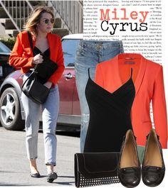 """Dress like Miley Cyrus"" by megi32 ❤ liked on Polyvore"