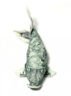 Folding money's cool! Don't play 'koi' with success... make your money grow @ https://calendarbudget.com/home/money-grow