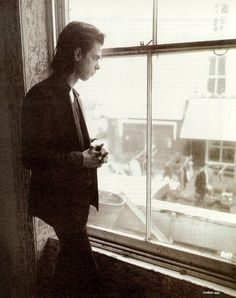 nick cave. major babe.