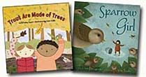 best kids books with examples of food webs / food chains