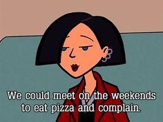 Quel personnage de Daria es-tu ?