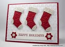 stampin up christmas card ideas - Bing Images