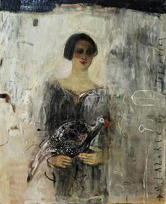 ARTBURGAC: Malgorzata Lazarek (Margaret Lazarek)