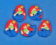 Mermaids Set of 5