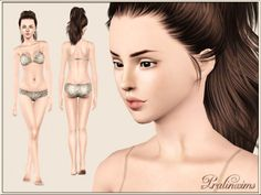Pure Skin Natural by Pralinesims - Sims 3 Downloads CC Caboodle