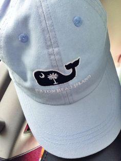 Vineyard Vines Hilton Head Island hat