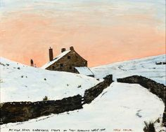 Peter Brook - (39) View from the Babyhouse | Portland Gallery