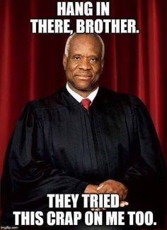 Yes, but Clarence Thomas should retire now while TRUMP is still Pres so we know we get a young conservative to replace the old one. I guess even Daddy Bush got it right now and then if only by dumb luck. American Pride, American History, Trump Is My President, Susa, Conservative Politics, It Goes On, God Bless America, Current Events