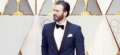 Its-Wicked-Stuff — nalianova: Chris Evans at Oscars 2017 red...