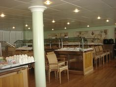 Swan Hellenic - Minerva, Veranda Buffet Area