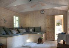 Afbeeldingsresultaat voor houten chalet inrichten