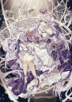 Anime Girl Cute, Beautiful Anime Girl, Anime Art Girl, Anime Oc, Anime Angel, Manga Anime, Anime Fantasy, Fantasy Girl, Anime Princess
