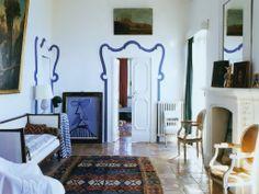 Fotógrafo: Simon Upton Fonte: The World of Interiors December 2011