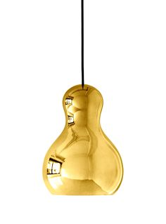 Calabash is true craftsmanship inside and out. The unique pendant is available in several colors and sizes, suitable for many different environments.