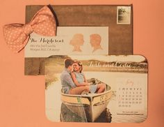 The Sweetest Engagement: SAVE THE DATES!!