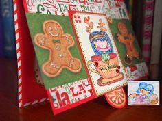 Apuntes de colores: Tarjeta de Navidad