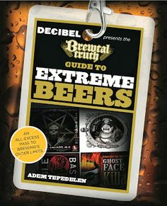 Brewtal Truth Guide to Extreme Beers #beer #books #LuekensLiquors