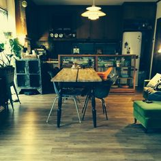 鉛筆削りオブジェの会/IKEA/イームズ/JSF/ガラスパンケース/ヴィンテージ…などのインテリア実例 - 2015-01-26 23:21:42 | RoomClip(ルームクリップ)