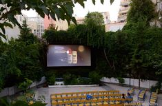 Θερινά Σινεμά - ΡΙΒΙΕΡΑ ΕΞΑΡΧΕΙΑ Outdoor Cinema, Under The Stars, Athens, Neon Signs, Plants, Summer, Summer Time, Drive Thru Movie Theater, Plant