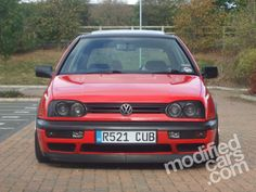 modified vw | Modified VW Golf GTI Mk3 1997 Picture » ModifiedCars.com