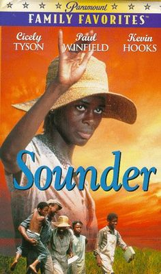 Where I first fell in love with Cicely Tyson's acting ability.