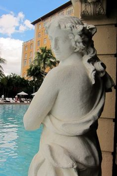 Pool at The Biltmore Hotel (Coral Gables, Florida)