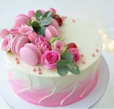 Creative, fun and impressive birthday cakes for women … – Hobby Ideas