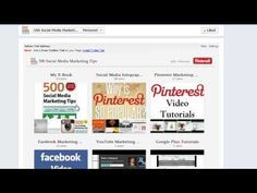 How to Add Pinterest Tab to Facebook Page | Install Pinterest  Boards on Facebook #facebook pinterest #socialmedia #contest #competition #win #tutorial Pinterest Marketing Tips Let's talk about a true social media driven #website model for your brand! Imagine channelf updates for your site - exclusive methodology by #TheBarnYardGroup.com Creating communities of interest  w #BYG website