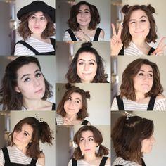 doddleoddle hair - Google Search