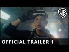 Ready Player One (2018) - Official Trailer - Olivia Cooke  | Akčné | Trailery
