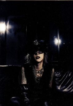 Ruki (the GazettE) | MASSIVE vol.7