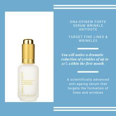 Essel DNA Epinew Anti-Wrinkle serum: Reduce wrinkle by up to Anti Aging Serum, Ultrasound, Anti Wrinkle, Cellulite, Dna, Personal Care, Beauty, Self Care, Personal Hygiene