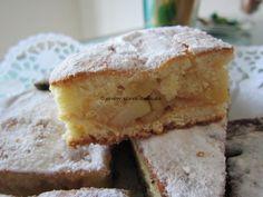 Schnelle softe Apfelschnitten « kochen & backen leicht gemacht mit Schritt für Schritt Bilder von & mit Slava