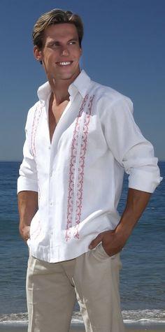 754e805e50 Colima Relaxed Fit Italian Linen Stock Shirt Groom Shirts