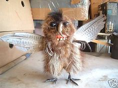 weird taxidermy | ... | The Day After Yesterday: Taxidermy Gone Wrong. Again. Marvellous