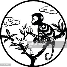 Best Chinese New Year 2016 Monkey Illustrations, Royalty-Free Vector Graphics & Clip Art - iStock Chinese New Year Monkey, Chinese New Year 2016, Year Of The Monkey, New Years 2016, Monkey Illustration, Photo Illustration, Illustrations, Free Vector Graphics, Vector Art