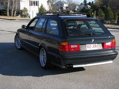 1995 BMW E34 M5 Touring