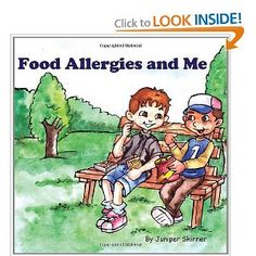 Teaches Child About Their Allergy And Ways They Can Stay Safe