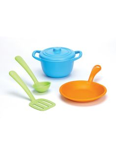 Green Toys Chef Set - 20% of RRP for a limited time +FREE shipping on orders over $150 www.rollercoasterkids.com.au