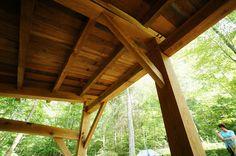 timber-frame-pavilion-01 | Flickr - Photo Sharing!