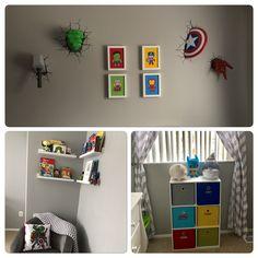Baby boy nursery , kids room