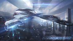 Normandy SR2 V2 BackView by nico89-fx.deviantart.com on @deviantART