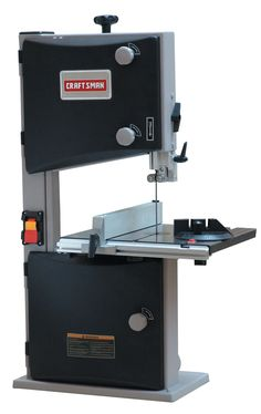 Craftsman Band Saw: Make Every Cut Count with Sears